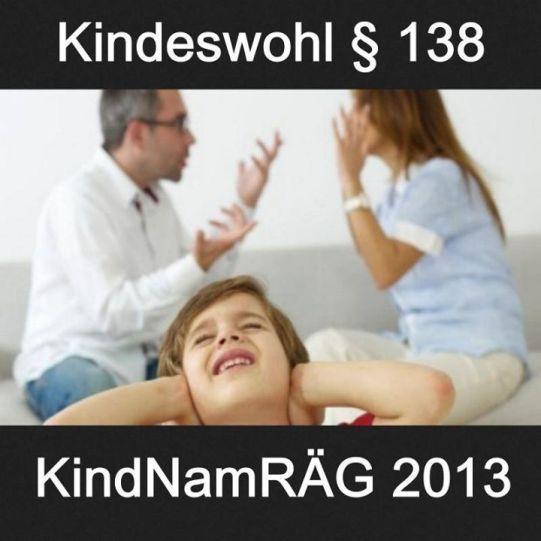 Kindeswohl §138