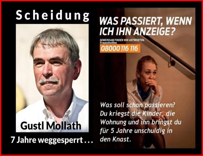 Scheidung - Gustl Mollath - Justizopfer