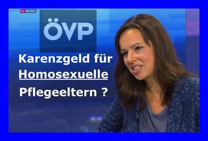 Karenzgeld Homosexuelle