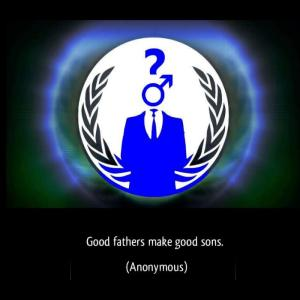 Anonymous fathers