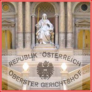 OGH Oberster Gerichtshof Österreich