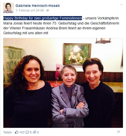 SPÖ Feministinnen 2015 - SPÖ Frauen
