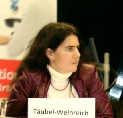 Vorsitzende Familienrichterin der Richtervereinigung  Doris Täubel Weinreich