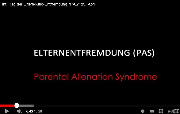 PAS Eltern-Kind-Entfremdung