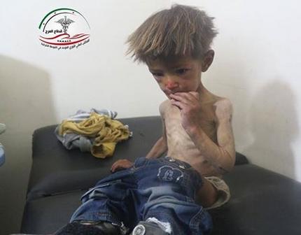 deutsches Kind in Syrien – Damaskus – Ghouta – 16.April 2015 23:09 – vermisst ? Wo sind die Eltern?