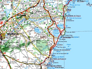 MAP Torrevieja