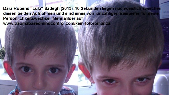 """Dara Rubens """"Luki"""" Sadegh - Andrea Sadegh"""
