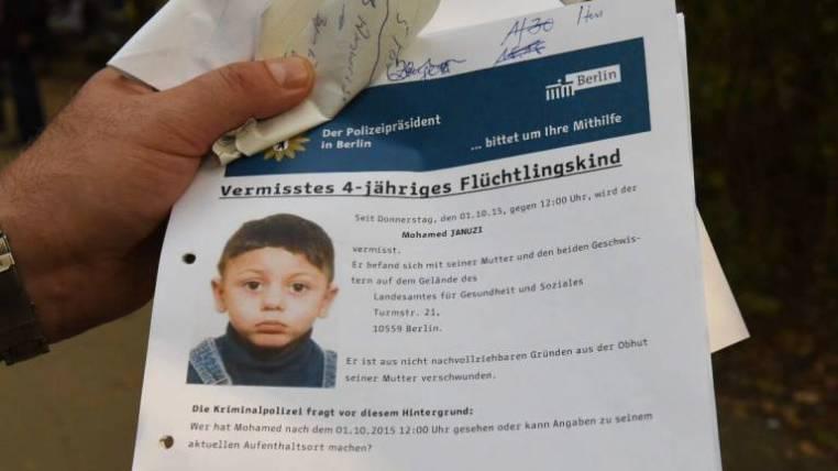 Flüchtlingskind Berlin - Mohamed Januzi