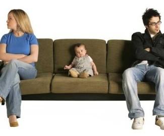 Scheidung Trennung - Doppelresidenz gegen Eltern-Kind-Entfremdung