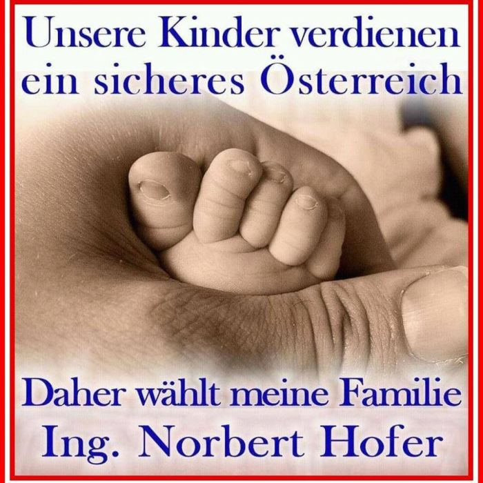 Ing. Norbert Hofer - Bundespräsidentenwahl 2016