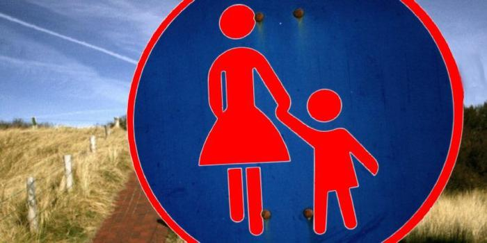 Entfremdung alleinerziehende Mutter