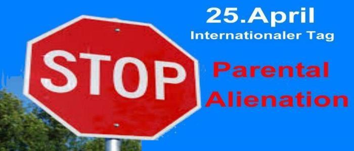 Parental Alienation Awareness Day 25 April 2017 —