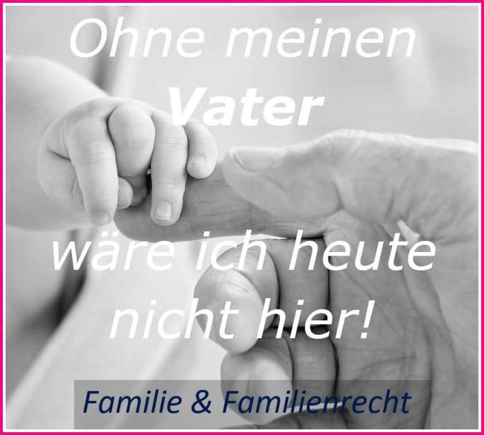 Vater - Bild von Famile & Familienrecht