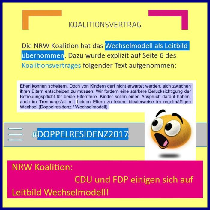 Koalitionsvertrag 2017-2022