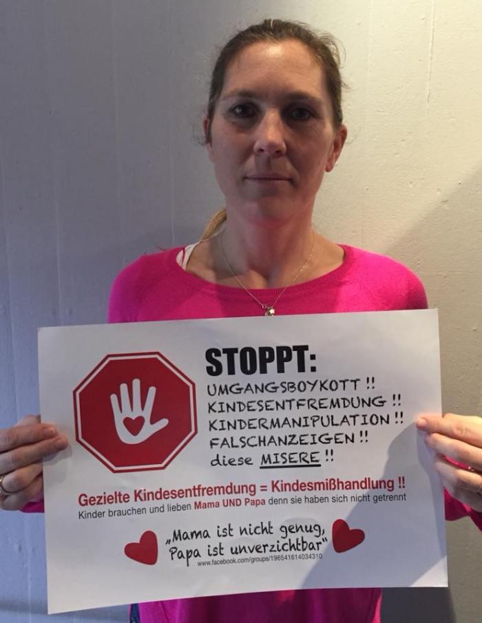 STOPPT Kindermanipulation