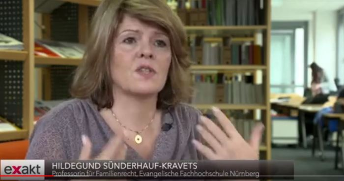 Expertin Familienrecht, Doppelresidenz Prof. Dr. jur. Hildegund Sünderhauf-Kravets