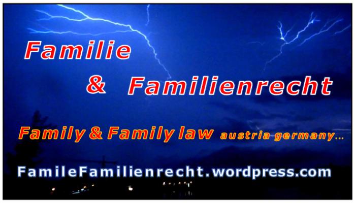 Logo FamileFamilienrecht mittel