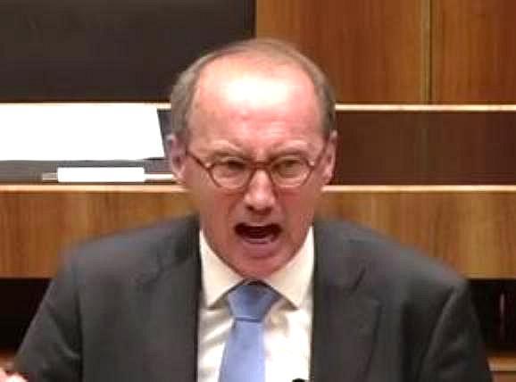 ÖVP-Europaabgeordneter Othmar Karas