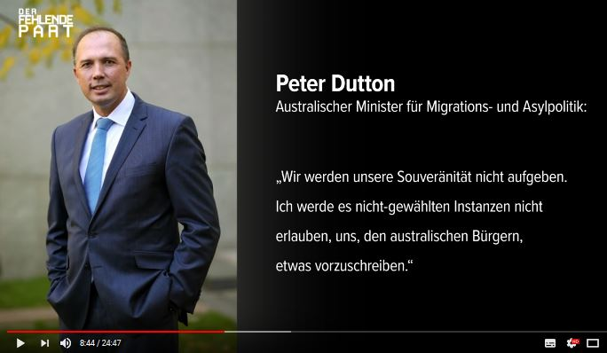 Der fehlende Part - Peter Dutton