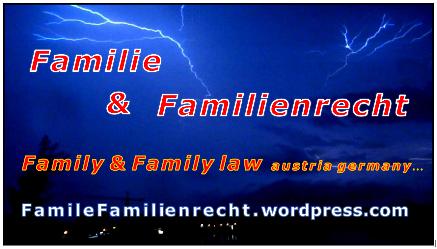 Logo familiefamilienrecht.wordpress.com